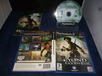 PS2 Beyond Good & Evil _ per Console Sony Play Station 2 – PAL ITA