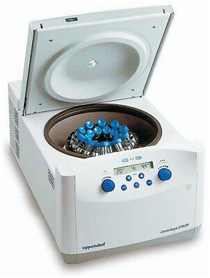 Eppendorf 5702R Refrigerated Centrifuge, No Rotor, 120V / 50-60Hz, MSRP $7036.00