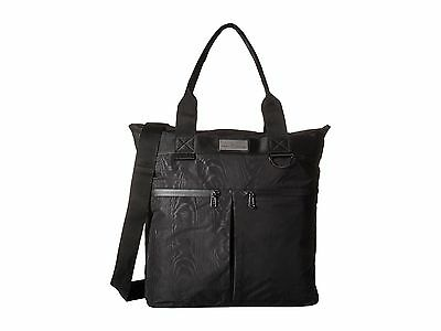 8add8d24893a adidas Stella McCartney Women s Big Sport Bag Square Black Polyester Large  Tote