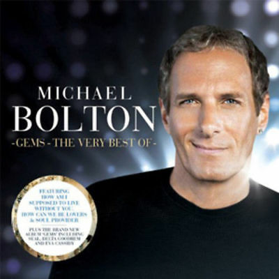 Michael Bolton - Gems - The Very Best Of NEW CD