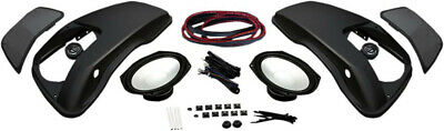 "Speaker lid kit with 6"" x 9"" speakers - HARLEY DAVIDSON GLIDE ABS ULTRA ELECT..."