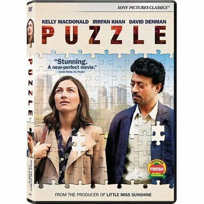 Puzzle (DVD) REGION 1 DVD (USA) IN STOCK READY TO POST BRAND NEW & SEALED DVD