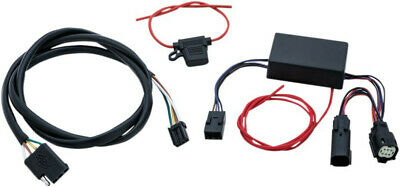 Trailer wiring harness and relay 4 wire - HARLEY DAVIDSON GLIDE ABS ROAD ULTR...