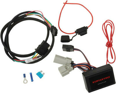 Trailer wiring harness and relay 5 wire - HARLEY DAVIDSON FLHTCUTG TRIKE TRI ...