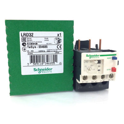 Schneider Electric Thermal Overload Relay NO/NC, 23 - 32 A, 32 A LRD32