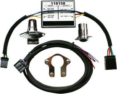 Convertor plug and play four to five wire - HARLEY DAVIDSON GLIDE ABS ROAD UL...
