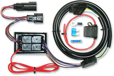Isolator/convertor with 4 wire harness w/6 pin molex plug - HARLEY DAVIDSON G...