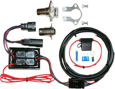 Harness trailer wiring kit 4 wire plug and play - HARLEY DAVIDSON ABS ROAD GL...
