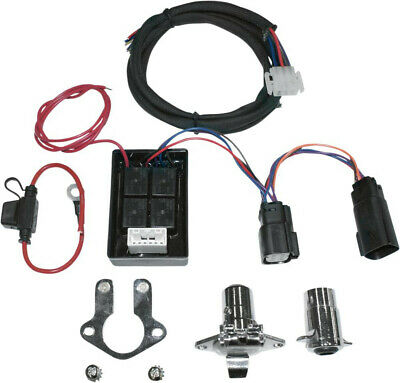Isolator/convertor with 5 wire harness w/& pin molex plugs - HARLEY DAVIDSON ...