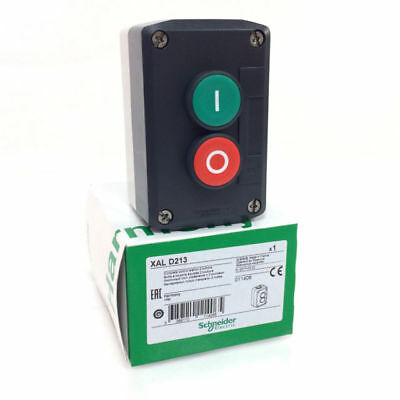 Schneider Electric Harmony XALD NC, NO Enclosed Push Button  XALD213