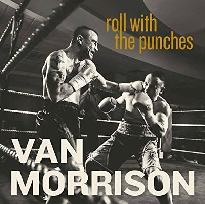 Roll With The Punches Van Morrison Audio CD New & Sealed
