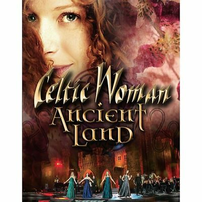 Celtic Woman - Ancient Land - New DVD - Released 15/02/2019