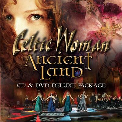 Celtic Woman – Ancient Land - New Deluxe CD + DVD - Released 15/02/2019