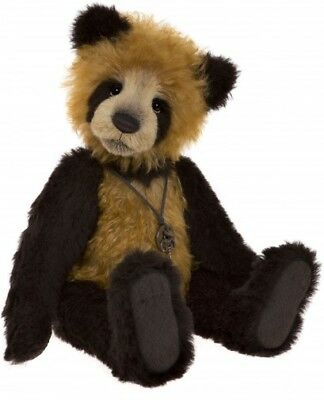 SPECIAL OFFER! Charlie Bears Isabelle Mohair Collection WASHINGTON RRP £270