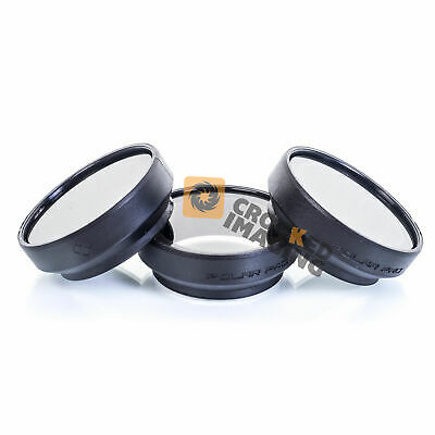 Polar Pro Phantom 2 Vision+ ND & PL Filter Neutral Density & Polariser Set P3003