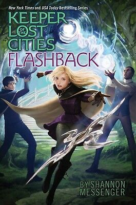 Flashback Keeper of the Lost Cities by Shannon Messenger Fantasy Hardcover NEW