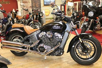 2019 Indian Scout Thunder Black Brand new in stock available now