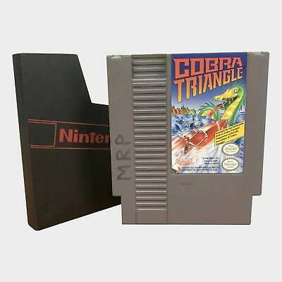 Cobra Triangle Game / NES