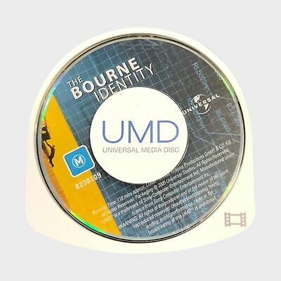 The Bourne Identity UMD Movie / PSP