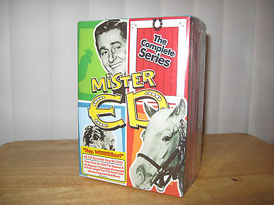 Mr. Ed The Complete Series 1-6 Dvd,22 Disc Set,brand New,sealed
