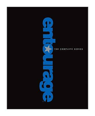Entourage: The Complete Series [Blu-ray] DVD FREE SHIPPING