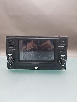 VW Golf7 5G Passat B8 Discover Media Display Touchscreen Monitor Navi 3G0919605D