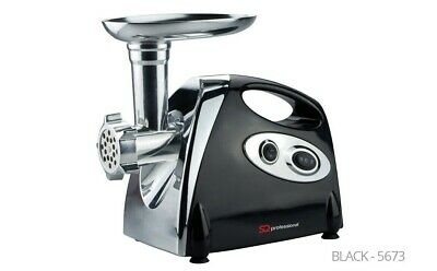 1400W Electric Meat Grinder Mincer Stainless Steel Sausage Maker Machine -Hq