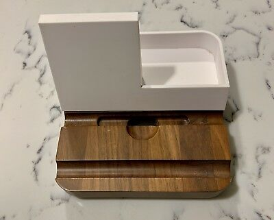 Eric Pfeiffer For Evernote Tablet Dish Walnut