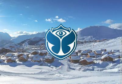 1-3 x Tomorrowland Winter Festival 2019 Tickets including Lodging & Ski Pass