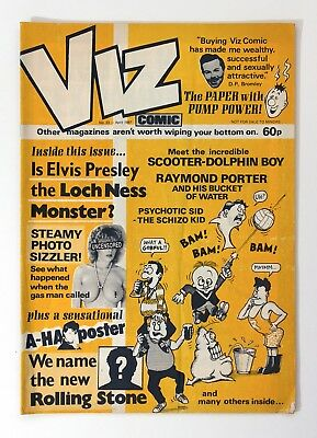 Viz Comic Issue 23 / 1987 / Very Good Condition