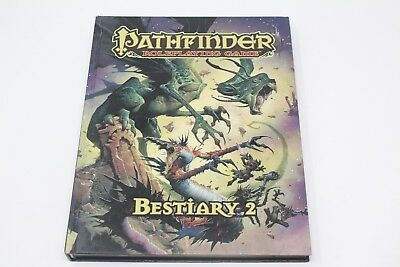 PATHFINDER ROLEPLAYING GAME - Bestiary 2 Pocket Edition