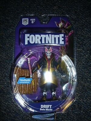 """NEW Fortnite 4"""" action figure Drift solo mode toy Epic Games"""