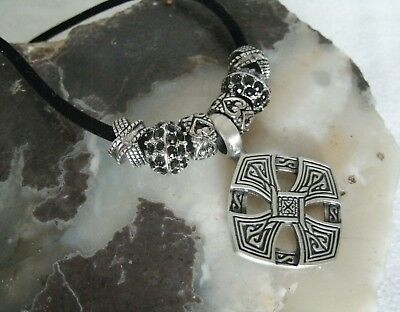 Celtic Necklace, wiccan pagan witch witchcraft druid viking norse wicca irish
