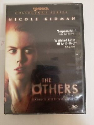 The Others (DVD, 2002, 2-Disc Set, Collector's Series)