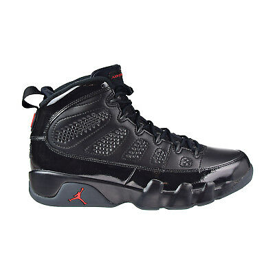 3572b7e4c4286a Jordan Air Jordan 9 Retro Men s Basketball Shoes Black University Red  302370-014