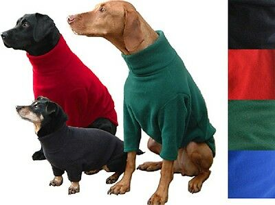 HOTTERdog Fleece Jumper All Colours and Sizes in Stock