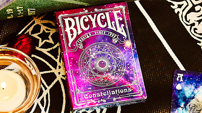 Bicycle Constellations V2 Playing Cards Deck Brand New