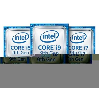 NEW INTEL BX80684I59400F PROCESSOR: CORE I5-9400F COFFEE LAKE CPU 6 CORE 6 T.f.