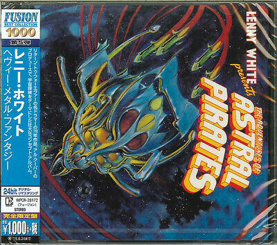 LENNY WHITE Presents The Adventures Of Astral Pirat JAPAN CD WPCR-28172 2015 NEW