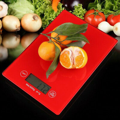 5000g 1g Kitchen Food Electronic Portable Weight Digital Pocket Scale 5kg /500g