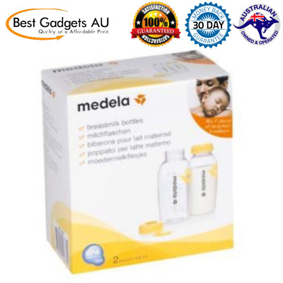 Online Only Medela Breastmilk Bottles 250ml 2 Pack