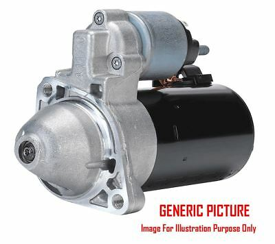 New Engine Starter Motor Bosch Oe Quality Replacement 0986024190