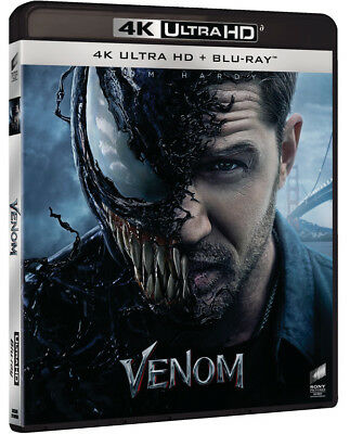 Venom (Blu-ray + Blu-ray 4K Ultra HD)