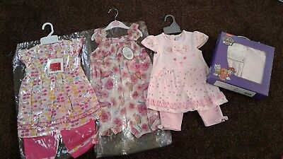 Bundle of baby girls clothes size 18-24 months BNWT