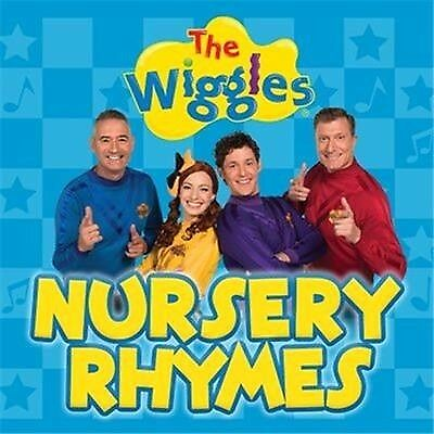 The Wiggles : Nursery Rhymes (CD, 2017) ABC Kids BRAND NEW