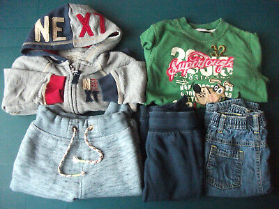 f342880714a3 BABY BOYS CLOTHES - 9-12 Months - NEXT - Mixed Bundle - USED - £4.50 ...