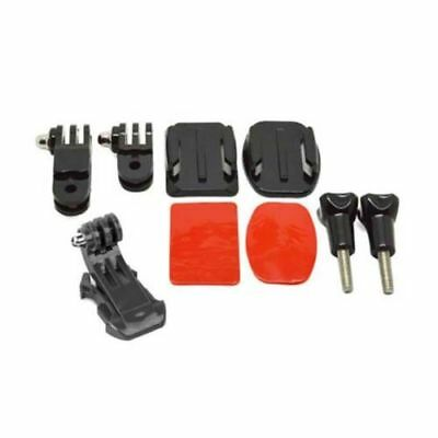 Helmet Front Mount kit for GOPRO HERO 7 6 5 4 3+ 3/sjcam/xiaomi yi/5 4 session