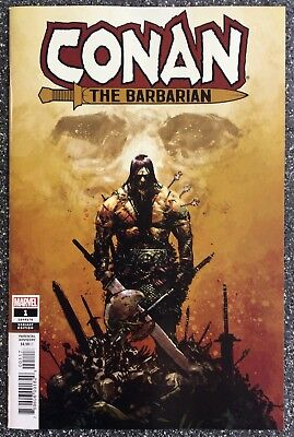 Conan The Barbarian #1 Zaffino 1:25 Variant