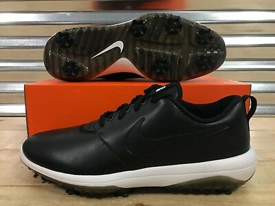 NIKE ROSHE G Tour Golf Shoes Black Summit White Mens SZ ( AR5580-001 ... 17838a97a