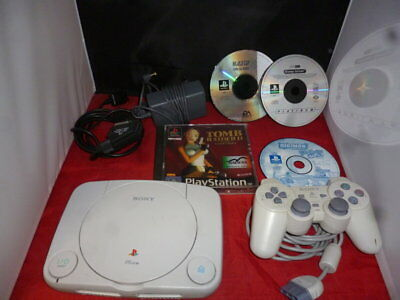 PS One Console + giochi _ PlayStation 1 PSX PS ONE _ PAL